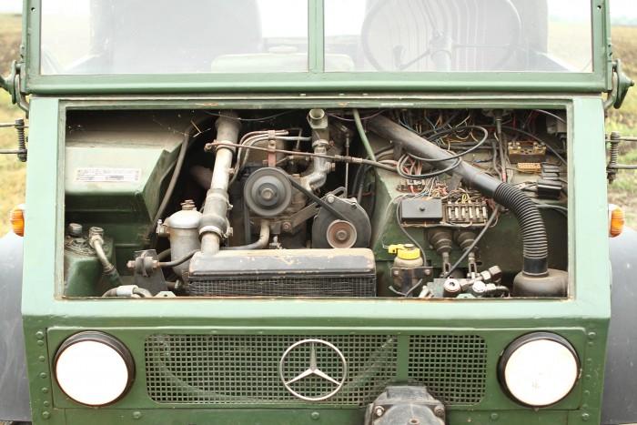 Szépen röfög a gyengécske motor
