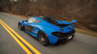 Irdatlanul sokat fizettek ezért a McLaren P1-esért