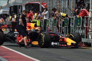 """Verstappen: A Red Bull """"túl lassú"""""""