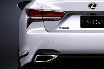 Szuperhibrid lesz a Lexus luxussport-limuzinja?
