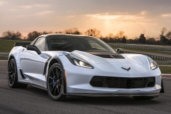 Szénben gazdag különkiadással ünnepel a 65 éves Corvette