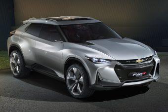 Chevrolet FNR-X tanulmány - Új utakat keres