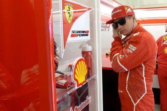 F1: Räikkönen 38 évesen is maradni akar