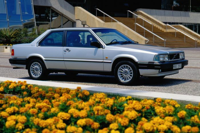 Volvo 780 Coupe by Bertone (1985–90)
