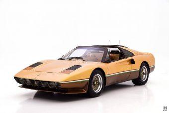 Ezzel az egyedi Ferrarival járt KITT apja