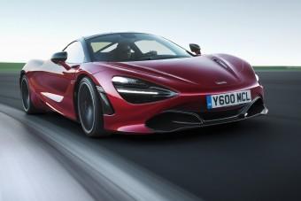 Képes ébresztő: öt tucat új fotón a csodálatos McLaren 720S