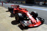 F1: Motorcsere Vettelnél