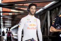 F1: Ricciardo nagy szemétséget csinált Vettellel