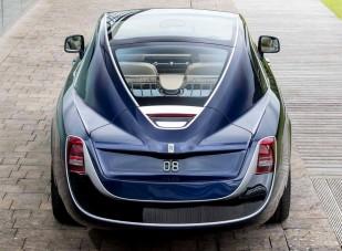 Nincs ennél fényűzőbb Rolls-Royce kupé
