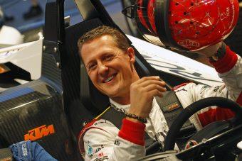 F1: Schumachert Amerikába szállítják?