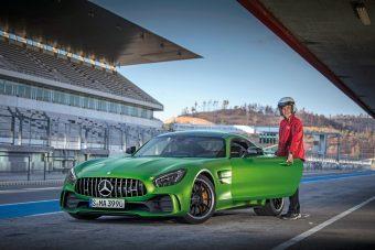 Vezettük: Mercedes AMG GT-R