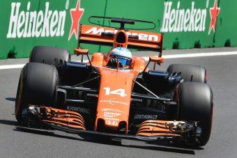 F1: Ezúttal nem a motor csinálta ki Alonsót