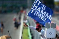 F1: Hamilton újabb rekord közelében