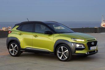 Hyundai Kona: kis terepjáró, nagy remények