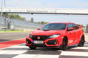 Újra a csúcson: Honda Civic Type R