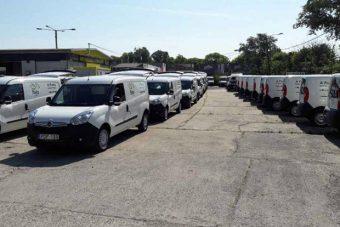 Ezekkel az új Opelekkel jön mostantól a postás