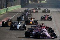 F1: Nem lazít a Force India