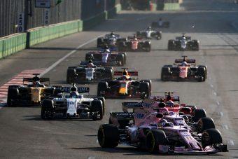 F1: Botrány a Force Indiánál, rászólnak a pilótákra