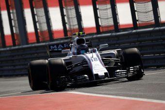 F1: Megbüntették az újoncot