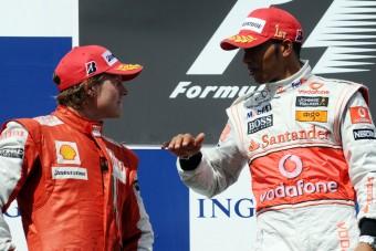 F1: Räikkönen rekordot dönthet a Hungaroringen