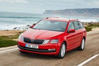 Übertakarékos motort kap a Škoda Octavia