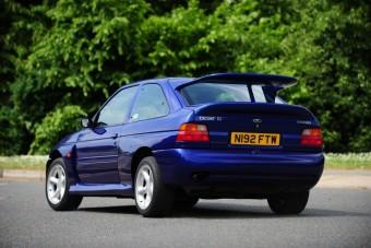7 autó, melyben Cosworth-motor dolgozik