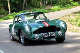 Ilyen menő Aston Martinja még James Bondnak sincs