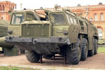 Variációk orosz autószörnyre - MAZ
