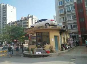 Bunkó parkolót így még nem büntettek