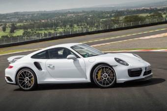Így lett egyre durvább a Porsche 911 Turbo