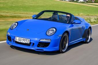 Visszatérhet a Porsche 911 Speedster