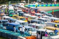 Több ezer Volkswagen lepi el a Hungaroringet