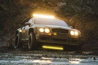 Gazdát keres a legőrültebb Bentley