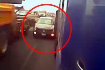 Autópályán döbbent rá a kegyetlen valóságra