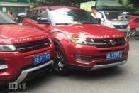 Top 10 – Pofátlanul koppintott autók Kínából