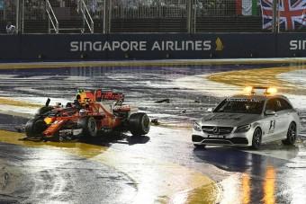 Verstappen: Elszállt a Red Bull legjobb esélye