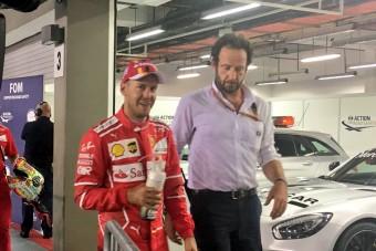 F1: Vettel sírt az örömtől, Ricciardo magabiztos