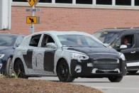 Kémfotókon az új generációs Ford Focus