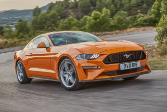 Megújult a Ford Mustang