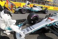 F1: Hamilton szerint idén már javíthatatlan a Mercedes