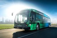 Durva világrekordot állított fel ez az elektromos autóbusz