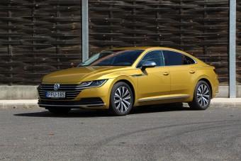 A Volkswagen Passat új ruhája?