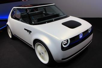 Videón a Honda, amire BMW-ből is irigyek lesznek