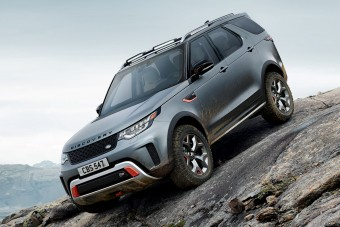 A Land Roverek legterepjáróbbika