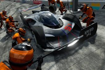 Ezer lóerős hibrid a McLarentől