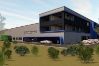 Képzési központot nyit a Mercedes Kecskeméten