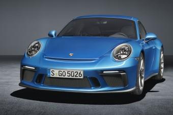 Hamis túrázó: Porsche 911 GT3 Touring Package