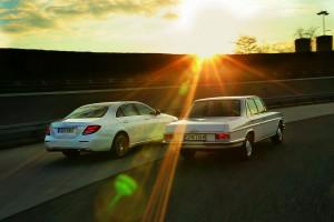 Mennyit javult ötven év alatt a Mercedes?