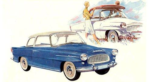 Octavia modellek a 60-as évekből