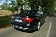 Audi S6 – Technikai K.O.